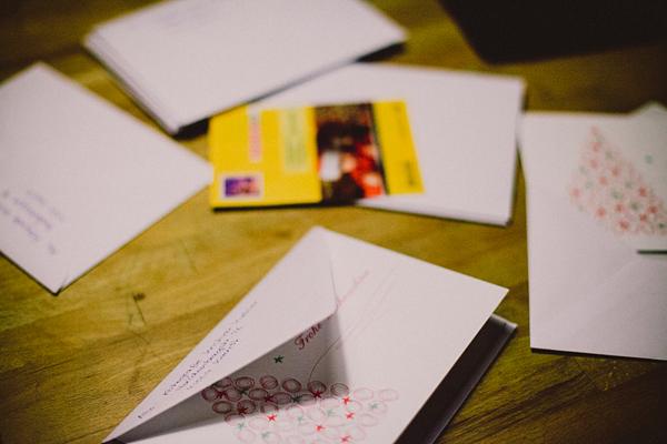 christmas cards. fotografiekoehler